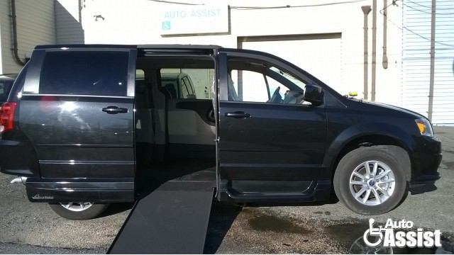 2015 Dodge Grand Caravan VMI Dodge Northstar Wheelchair Van For Sale