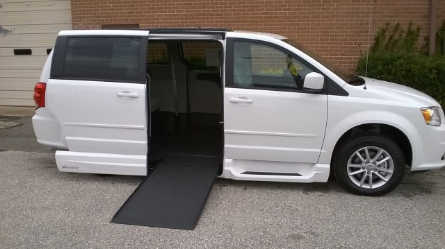 2016 Dodge Grand Caravan VMI Dodge Northstar Wheelchair Van For Sale